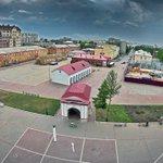 """Омичей приглашают пройти квест в Омской крепости. Не боитесь пройти """"по следам привидения""""?;) http://t.co/RcSP7BinRn http://t.co/jmt14MuG2g"""