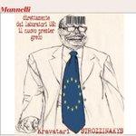 Il candidato ideale della Troika per sostituire il riottoso Tsipras Con la speciale cravatta per strangolare i popoli http://t.co/EQl31ch8OL