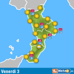 #BUONGIORNO A TUTTI ! ECCO LE PREVISIONI #METEO PER OGGI IN #CALABRIA ---> http://t.co/q1ARbZTMhp