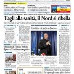 #rassegnastampa prime pagine edizione nazionale e #Pordenone @Gazzettino e @messveneto 3/7 #primapagina #Buongiorno http://t.co/7Dr8SvZuYb