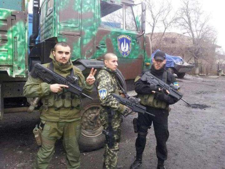 Обыск базы роты «Торнадо» завершился, обошлось без конфликтов Следственная...