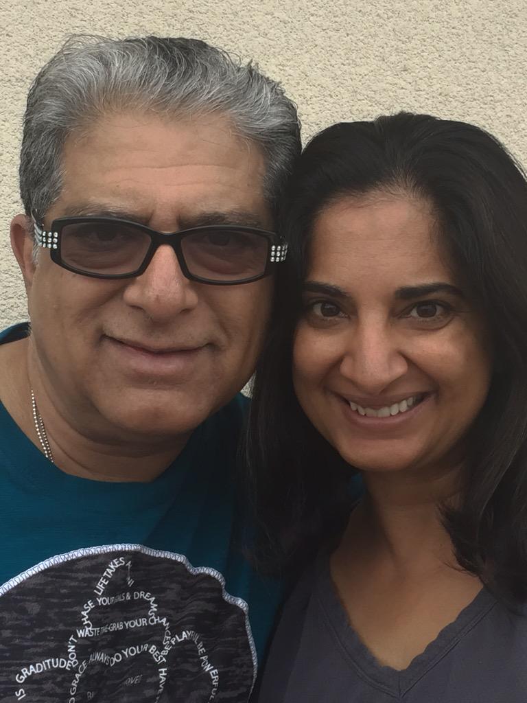 Happy Fathers Day to my dad, @DeepakChopra. Love you very much. http://t.co/zgEJhXILoz