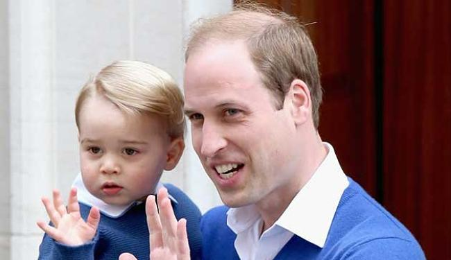 Happy 33rd birthday and Father\s Day to Prince William! See his gorgeous family pics