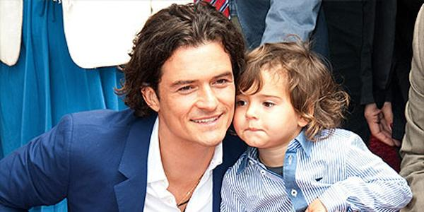 Orlando Bloom, you're making us *swoon* with this adorable quote about being a dad