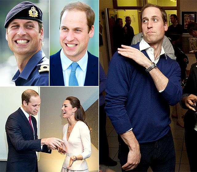 Happy 33rd birthday, Prince William! Here are some of the Royal\s funniest quotes:
