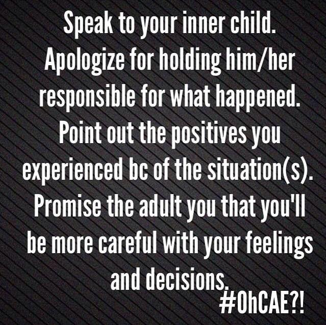 Be healed from childhood wounds/trauma. #ThinkBIGSundayWithMarsha #IQRTG #OhCAE http://t.co/vLL2kl1AAS