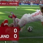 RT @FIFAWWC: Both #CAN & #SUI giving everything they've got. All level in #Vancouver. #FIFAWWC #CANSUI http://t.co/d9mgikDIGF