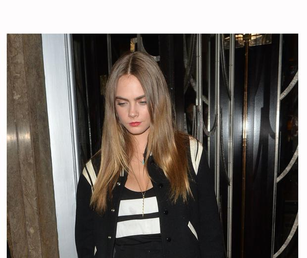 Depression? Fancying women? Erotic dreams? It's @CaraDelevingne's most honest interview ever..