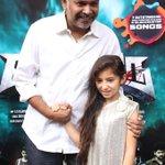RT @trendmusicsouth: #BabySara along with @dirvenkatprabhu at the #vizhithiru audio launch.