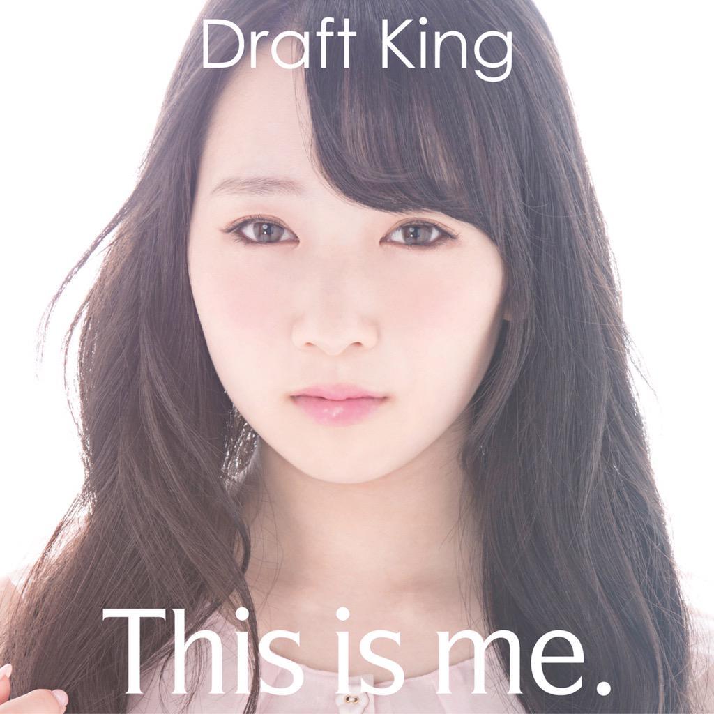 ジャケットはpopteenモデルの越智ゆらのちゃん! MVにも出演してもらいました。 『This is me.』はゆらのちゃん世代の子達にとくに届いてほしい一曲。 http://t.co/0KIHVQ9lHC