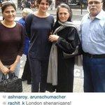 RT @Nish_Twist: @Swamy39 madam Ji celebrating shopping day :) http://t.co/00UpLMPdK4