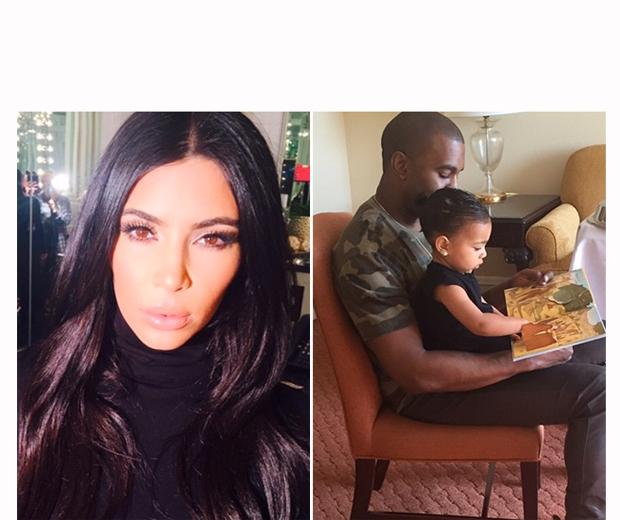 Ooh! Kim Kardashian just revealed the sex of baby 2... (And we are SO excited)