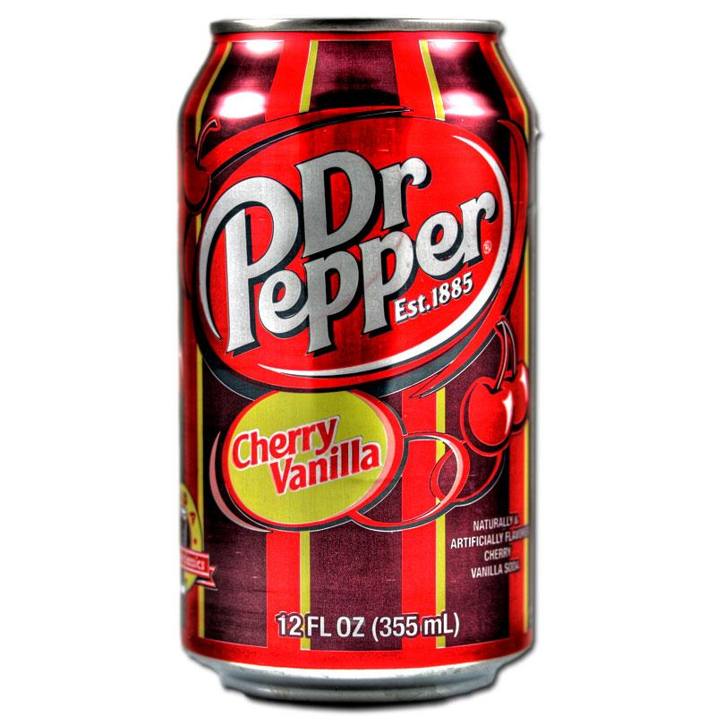Dr Pepper Cherry Vanille
