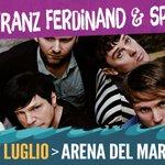 FFS: Franz Ferdinand & Sparks | Domani - Arena del Mare > http://t.co/A6iYAwYhpp 📌 #EstateSpettacolo15 #Genova http://t.co/j57U2muiuw