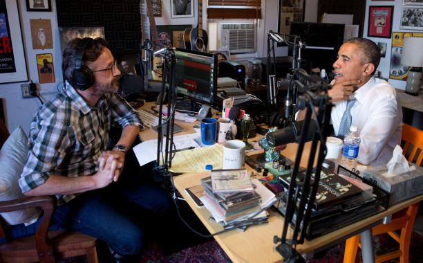 Barack Obama uses N-word in discussion on race during @MarcMaron interview: