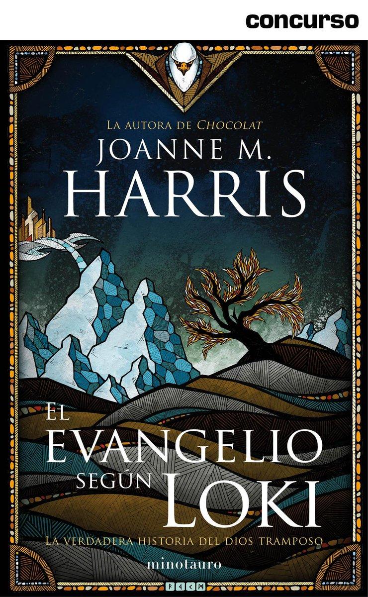 ¡Ojo! Entre todos los que hagáis RT sorteamos el libro El evangelio según Loki, la historia del dios tramposo http://t.co/64tnPxnG8i