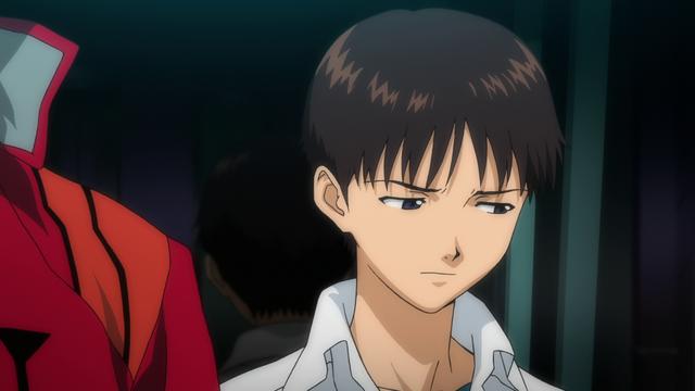 22 de junio de 2015. Hoy tenía lugar el 1er capítulo de Evangelion. Tenemos que meter a Shinji en el dichoso robot. http://t.co/fba8E0FHD6