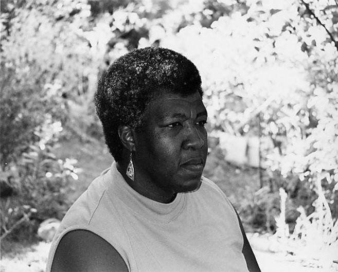 "Octavia E. Butler, born today in 1947, was the 1st SciFi writer to receive the MacArthur Foundation ""Genius Grant."" http://t.co/IQQF8teiN0"