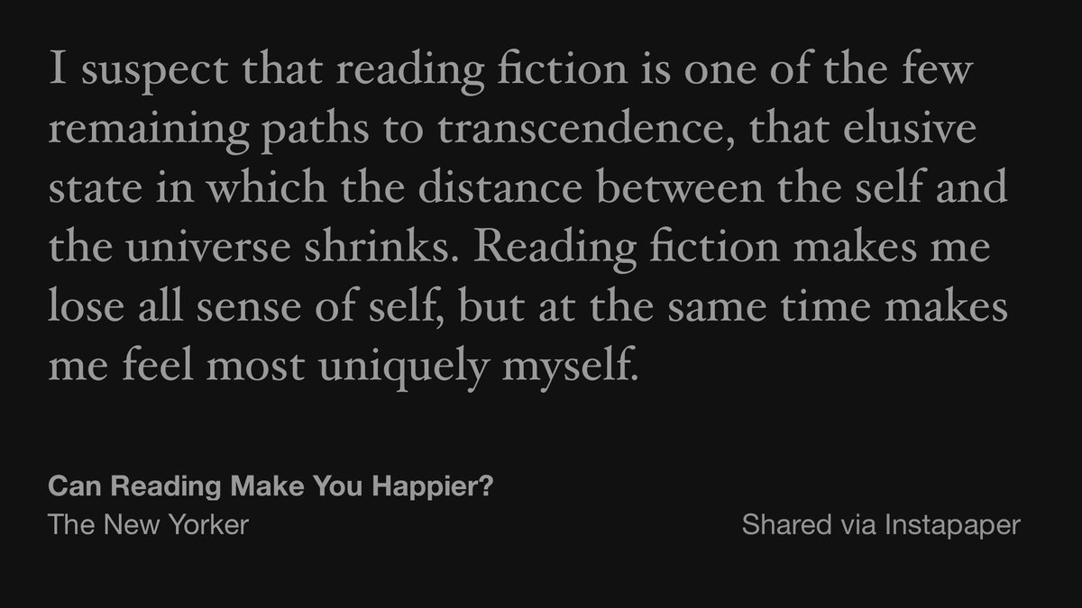 Can Reading Make You Happier?  http://t.co/kfzI7XRaIT http://t.co/Plqn4XKcpO