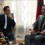 OneMorocco: AbirGoulane: Sarkozy encense Mohamed VI: «Le #Maroc est le maillon fort du #Maghreb» VIDÉO►►http://t.c… http://t.co/HCGTUIQITj