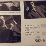 A friend surprised me by sending this ad cutting today. Vimal campaign I did in 1995.Woah! Real #Throwback #earlydays