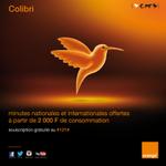Famille Orange, Pour la nouvelle formule prépayée, Colibri. http://t.co/M3czXVf9PD http://t.co/Bgj88wXBa8