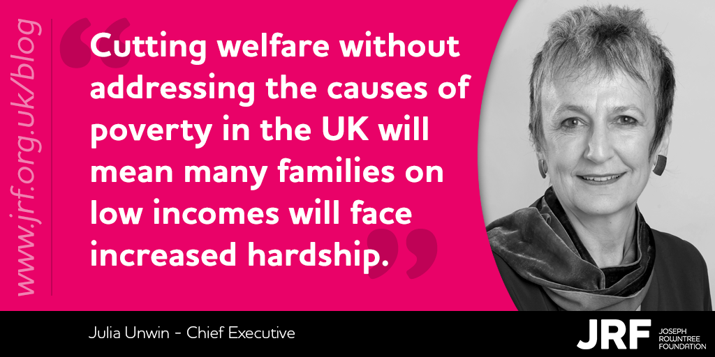 Press Release: @juliaunwin responds to the Prime Minister's speech on welfare reform - http://t.co/W0yqQlmRIm http://t.co/tyYJYBnpGe