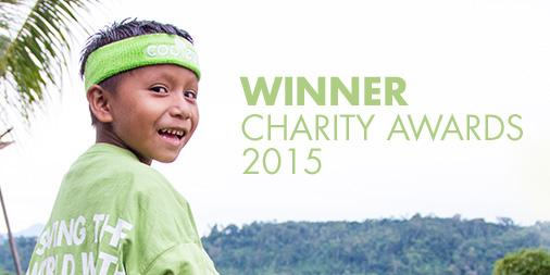 RT @coolearth: We're delighted to have won a national award for our work in Peru. http://t.co/BcZGLHCdNm #CharityAwards2015 http://t.co/Dom…