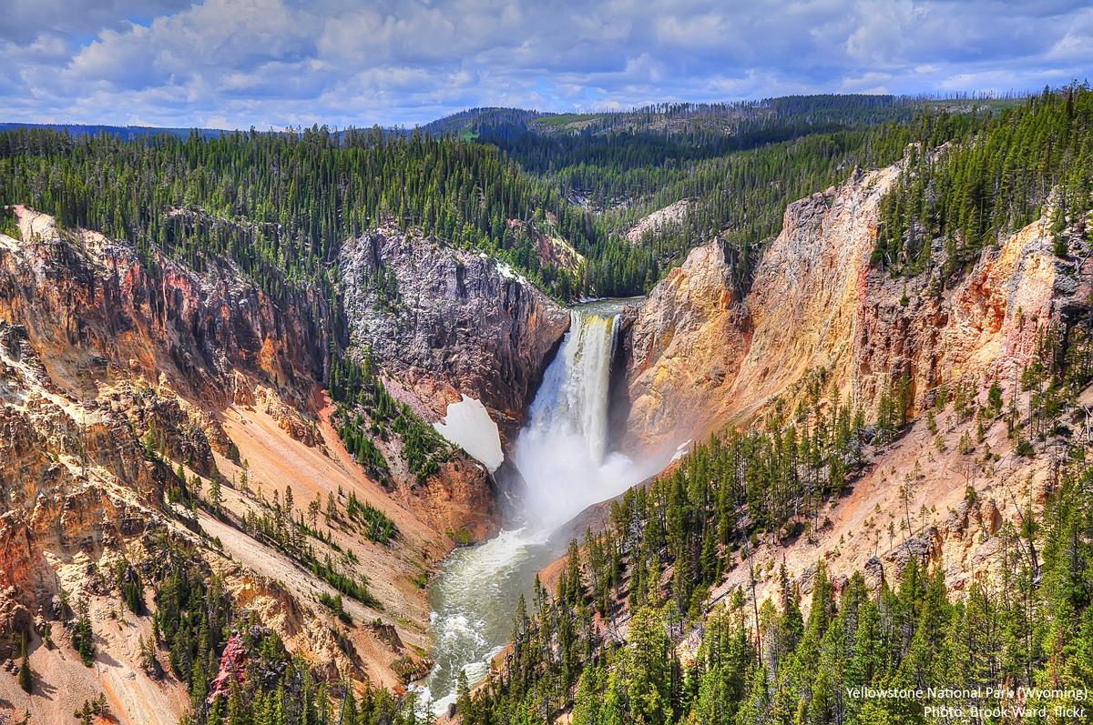 RT @Wilderness: .@YellowstoneNPS visitors up 24% from 2014 so far: http://t.co/YcYPR7g8Xv Americans love their parks! http://t.co/vWoRU4ClM8