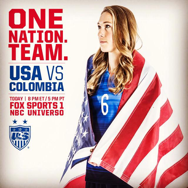 It's Game Day! #USA http://t.co/UsLiZTDV6M