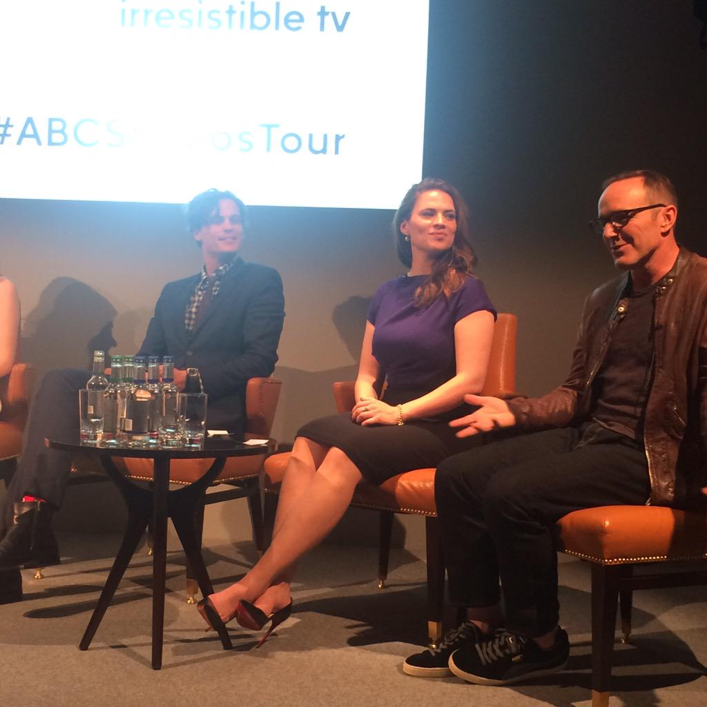 Gonna go home and watch lots of Criminal Minds now I think! #abcstudiostour http://t.co/USV4wx4rj6