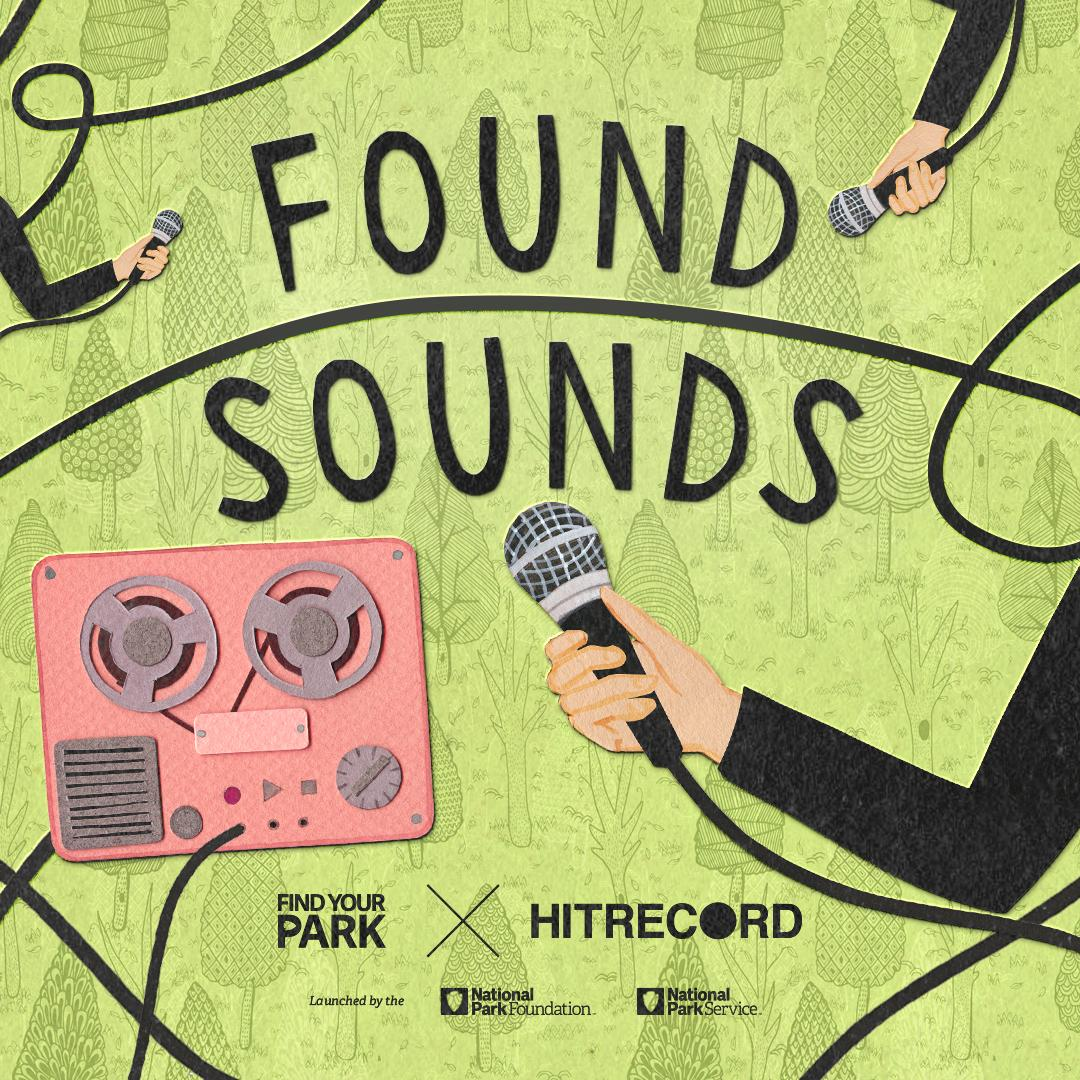 RT @hitRECord: You can head out to a U.S. Nat'l Park near you + capture all kinds of sounds: http://t.co/eOExURQnXR #FindYourPark http://t.…