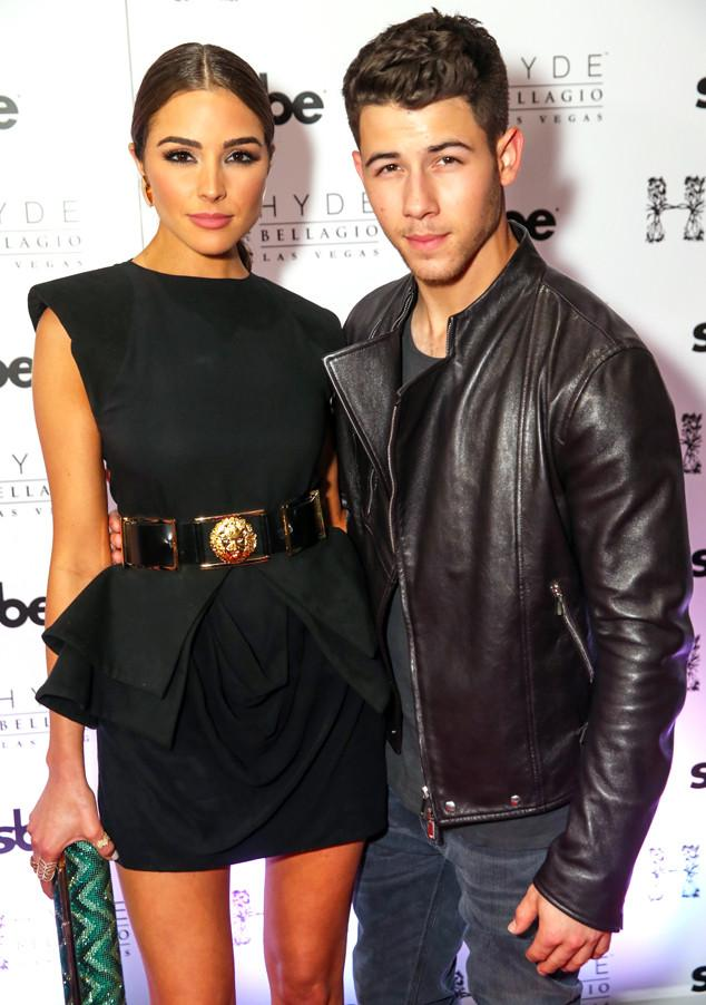 Olivia Culpo is staying strong after her split from Nick Jonas: