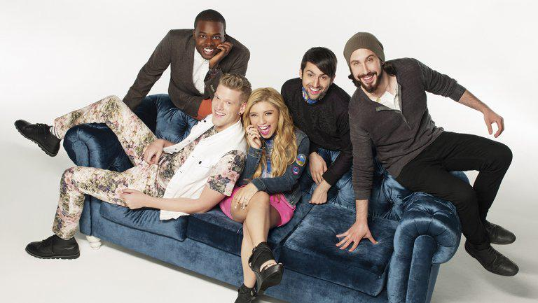 Watch Pentatonix's (@PTXofficial) Epic 'Evolution of Michael Jackson' Medley