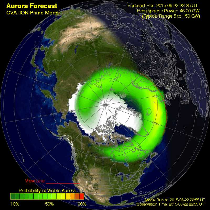Aurora tonight! Keep eye on @TamithaSkov @TweetAurora 4 details and sightings, pic estimates attached http://t.co/TjELRaERBE