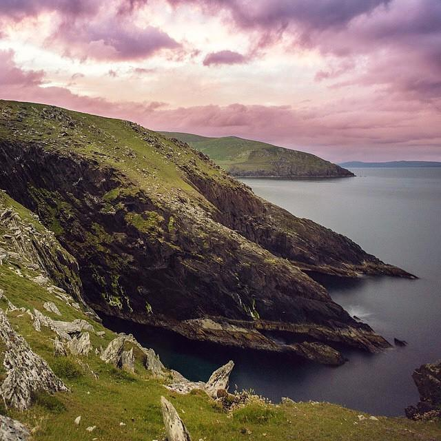 Tag someone you'd love to explore Ireland with!  LOVE this shot by MatadorN reader @tanne…