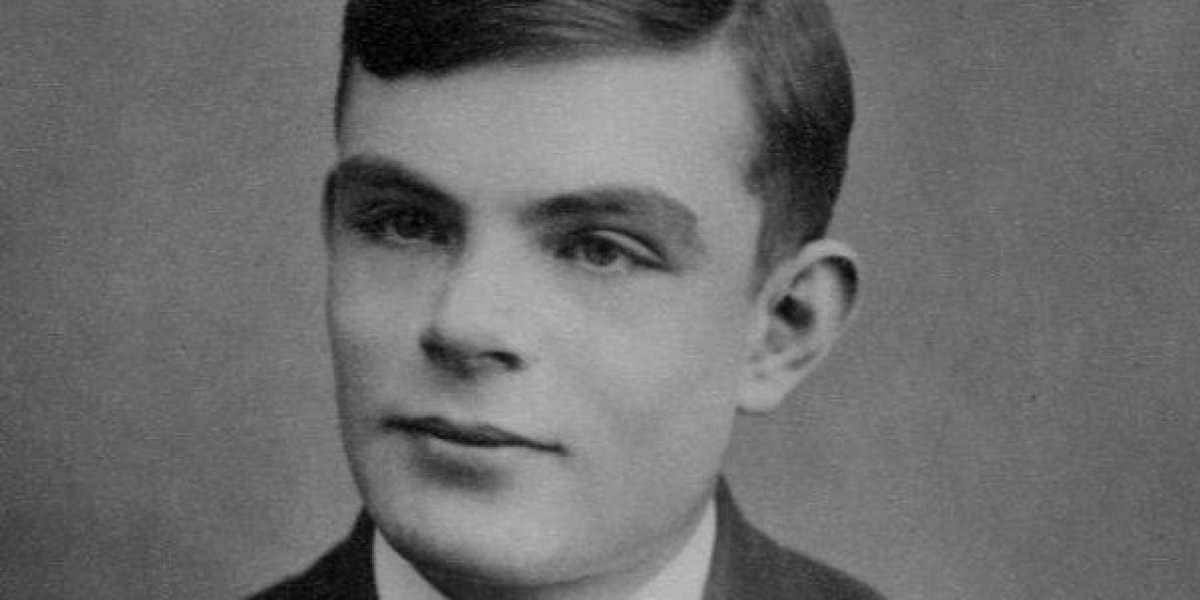 Happy 103rd Birthday, Alan Turing, father of computer science! http://t.co/NPL3rX7Skz