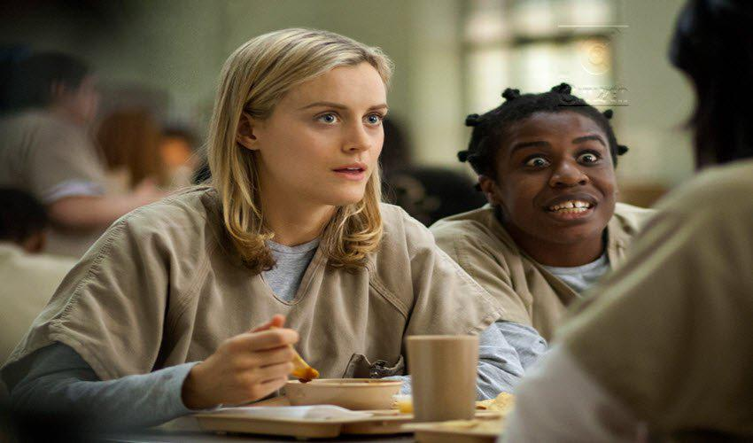 Orange Is The New Black Actress Taylor Schilling Injured During Sex Scene