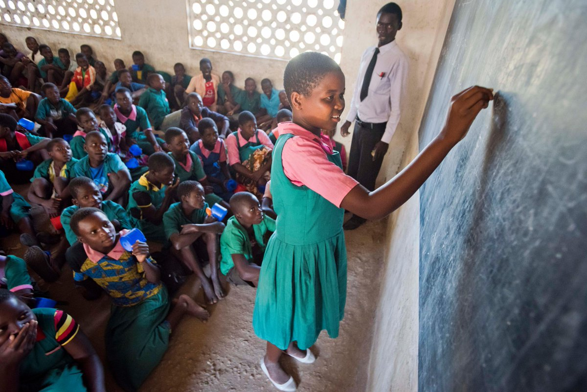 We believe in helping girls thrive through education! Retweet if you're with us #NWED http://t.co/4pbvcJsyzX