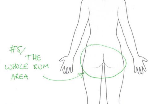The 7 erotica zones