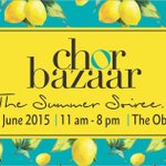 RT @mandiradesigns: Happy to announce that we will be at the upcoming #ChorBazaar at Kolkata the coming weekend!  https://t.co/rtizKvp0km h…