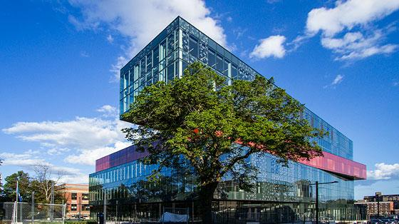 The @HfxPubLib #Halifax Central Library has made the shortlist for the World Building of the Year 2015! Congrats! http://t.co/0oEb6ueNeF