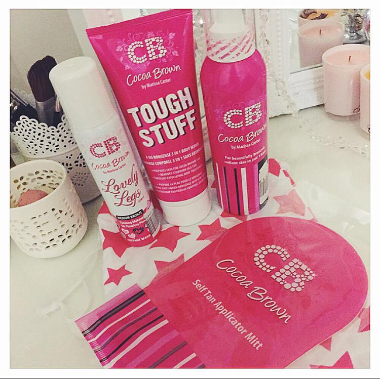 Fancy winning this @CocoaBrownTan bundle?!