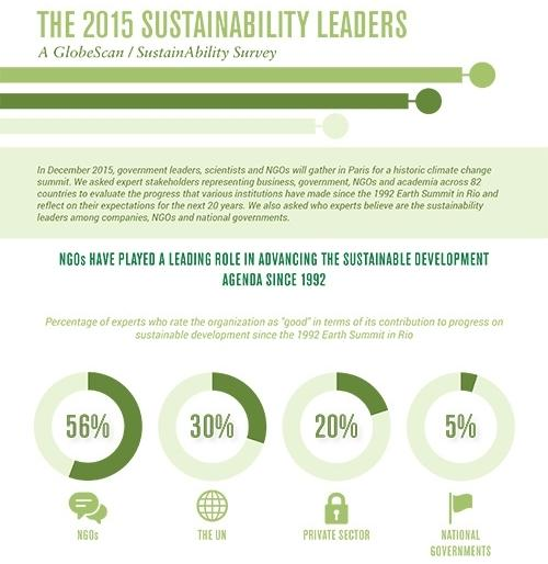 New infographic for @SustAbility/@GlobeScan presents results of sustainability leaders survey http://t.co/ECoQZiFgWU http://t.co/QLVeYAQpKp