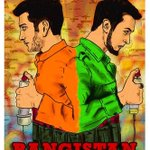 RT @JungleePictures: A brilliant sketch for @Bangistan by @SumitPurohit the co-conspirator of #Bangistan. Detonating 31st July 2015. http:/…