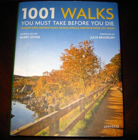 1001 Walks to Take Before you Die?  #hiking and #walking forever to finish these trails!  http://t.co/WrNQQ6JLg1 http://t.co/JxSuBCW2gL