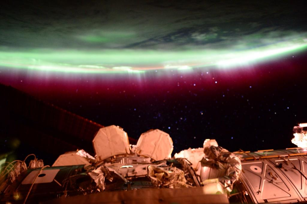 #Aurora I don't think I will ever see another quite like you again. #YearInSpace http://t.co/NVywx2JH3r