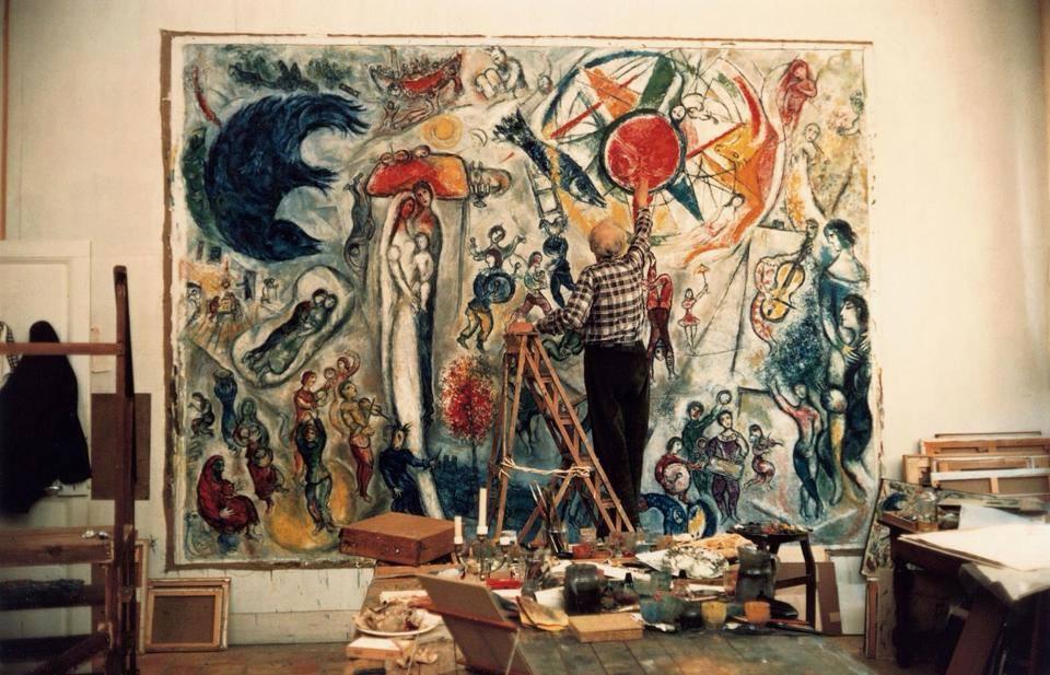 Marc Chagall rt @KHCadenas rt @AyseAkyuz1  http://t.co/9r2gUbMAk4