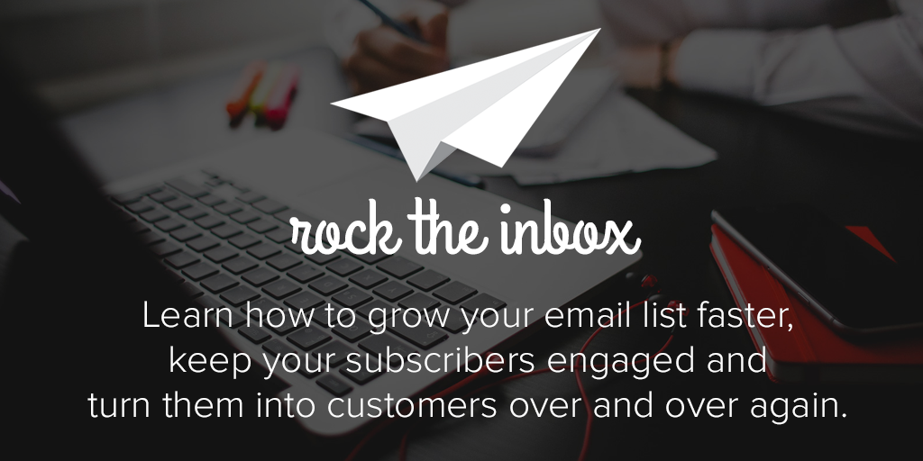 """Rock the Inbox - The Ultimate Email Marketing Course"" is now open for registration http://t.co/Py1J3iWcX3 http://t.co/roDCm42pmZ"