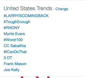 LOVE seeing #ICanDoThat trending in the US!! http://t.co/hPbFIiooCc